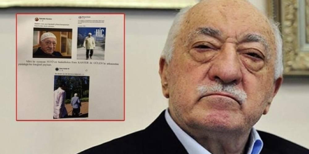 Kendini 'Mesih' ilan eden terörist elebaşı Gülen'e sapkın FETÖ'cülerden sahte doğum günü kutlaması