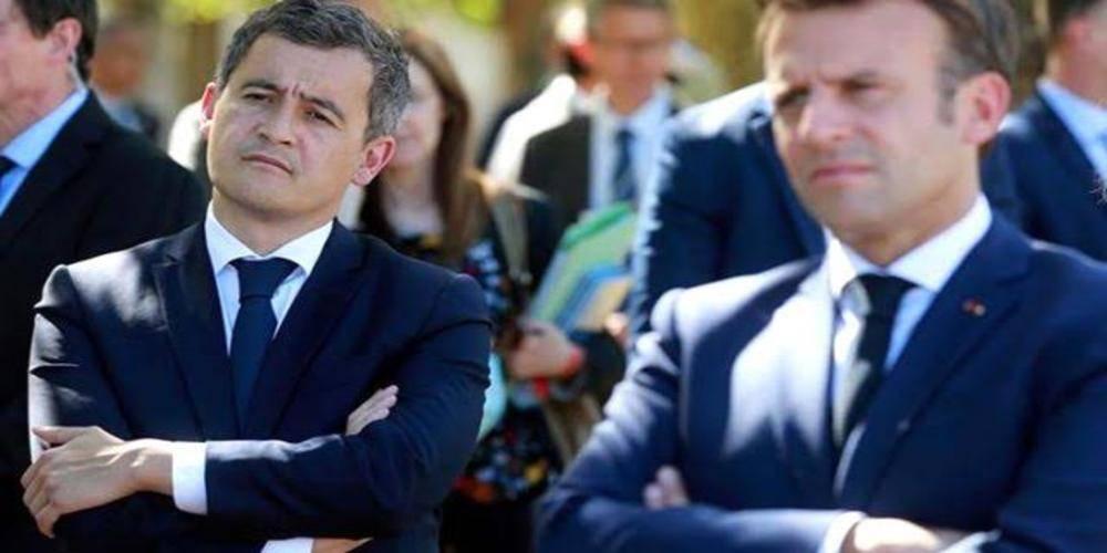 Fransa İslam karşıtı karikatürlere karşı çıkanları sınır dışı edilebilir