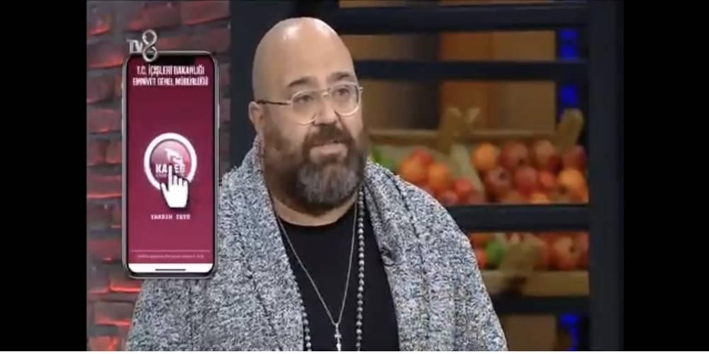 """Türkiye'nin en çok izlenen yarışma programı MasterChef'ten kadına şiddet duyarlılığı: """"KADES"""""""