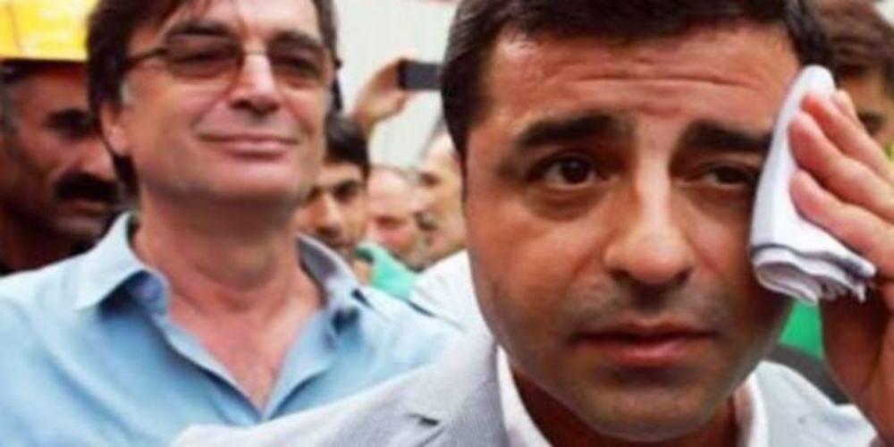 Terör baronu Selahattin Demirtaş'ı aklama yarışı başladı: Elinde Yasinlerin kanı var