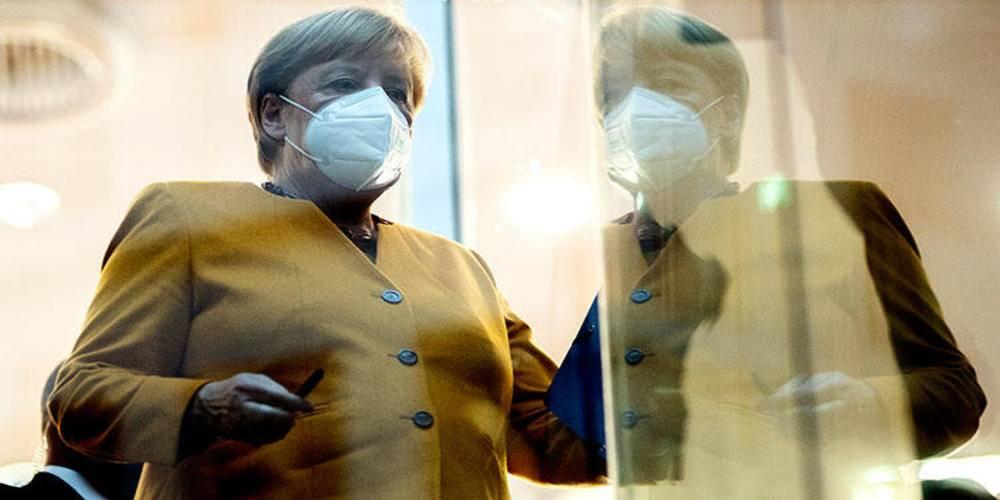 """Merkel'de korkutan açıklama! """"Endişe verici"""""""