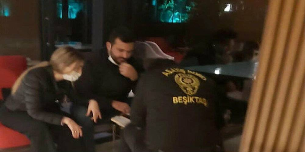 Maskesiz alışveriş yapan turist çifti sosyal medyada ifşa etti: Polis cezayı otelde kesti