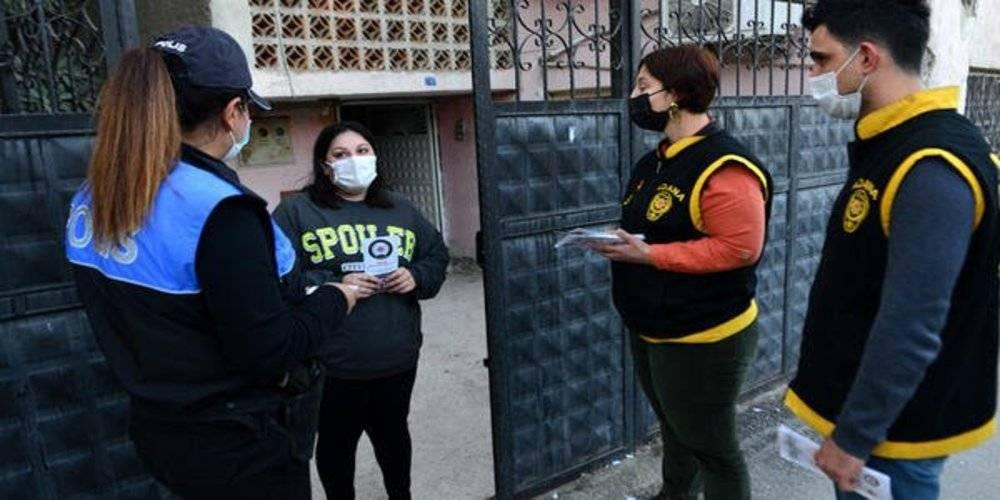 Adana'da KADES uygulamasıyla kadına şiddetten kurtulan Fatma A.: Hiçbir kadın öldürülmeyi hak etmiyor