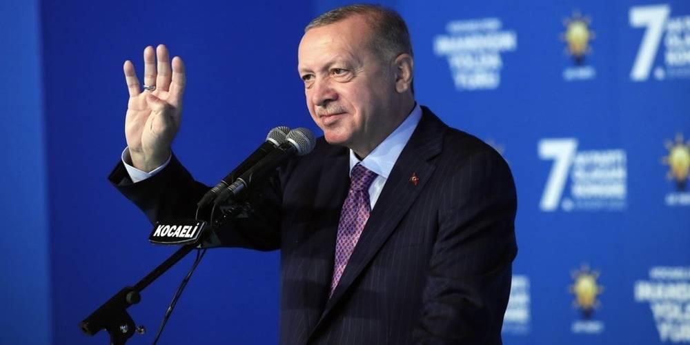 """Cumhurbaşkanı Erdoğan: """"Azerbaycanlı kardeşlerimizin Şuşa zaferini tebrik ediyorum"""""""
