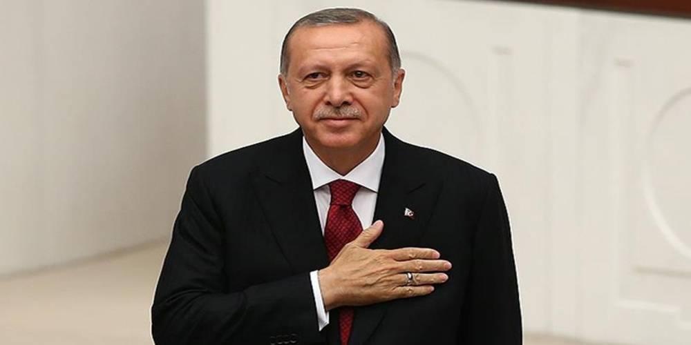 Cumhurbaşkanı Erdoğan'dan İzmir'deki deprem nedeniyle dayanışma mesajı veren ülkelere teşekkür