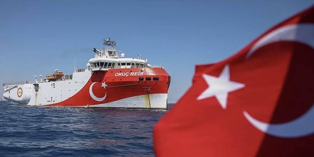 Oruç Reis için Doğu Akdeniz'de yeni NAVTEX yayımlandı