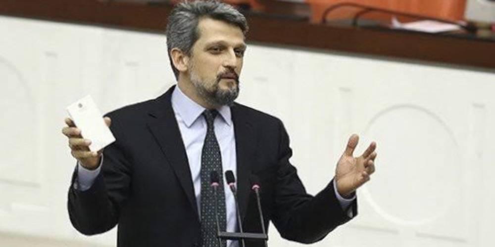 HDP'li Garo Paylan'dan 'ortak anayasa' itirafı: Çeşitli çalışmalar bu anlamda olmuştur