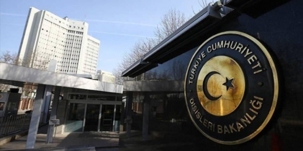 Türkiye'den Fransa'ya 'Bozkurtlar' tepkisi: 'Mukabele edeceğiz'