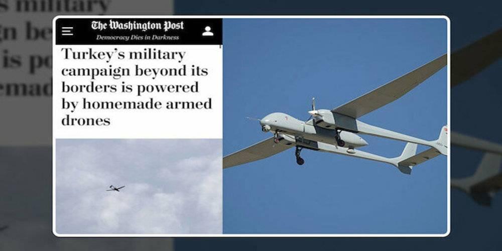 Washington Post: Türkiye'nin savaş alanındaki başarıları Biden yönetimi için acil bir dış politika sorunu teşkil ediyor