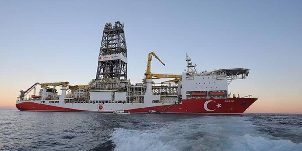Fatih Sondaj Gemisi, Türkali-1 kuyusunda sondaja başladı