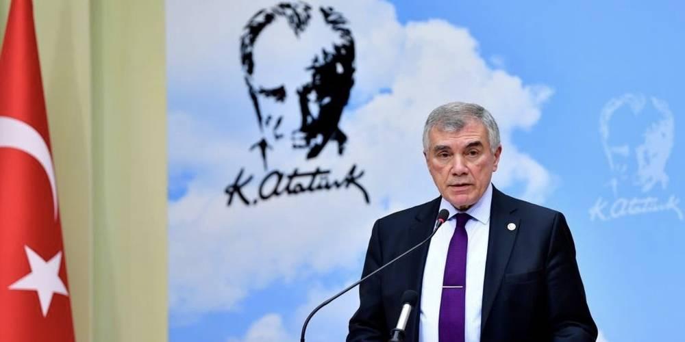 CHP'li Ünal Çeviköz'den bir skandal açıklama daha!