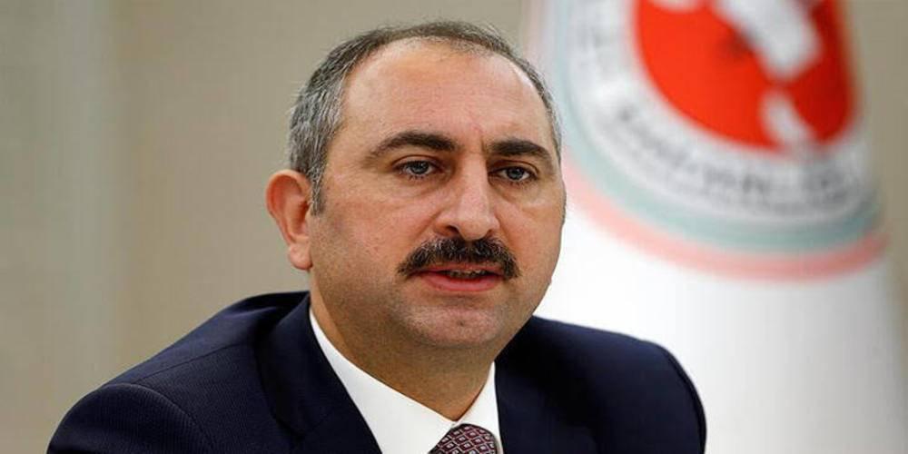 Adalet Bakanı Abdulhamit Gül: Adalet yerini bulsun isterse kıyamet kopsun