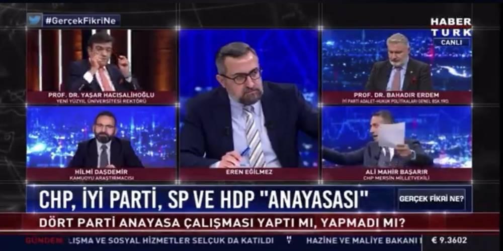 Türk ordusuna yönelik sözleri sonrası CHP Milletvekili Ali Mahir Başarır'a soruşturma