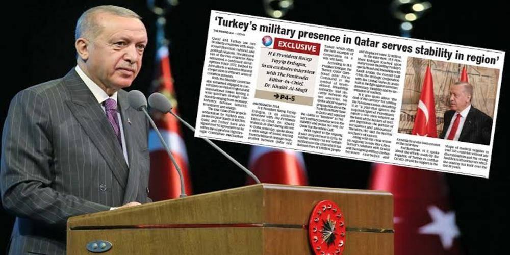 Cumhurbaşkanı Erdoğan: Doğu Akdeniz, Türkiye'nin asla geri adım atamayacağı bir meseledir