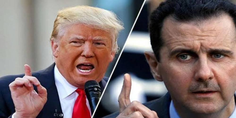 Wall Street Journal: Trump, Esed'e gizli mektup yazdı