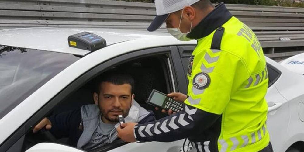 İstanbul'da trafik denetimlerinde yeni dönem! Uyuşturucu kiti kullanılmaya başlandı