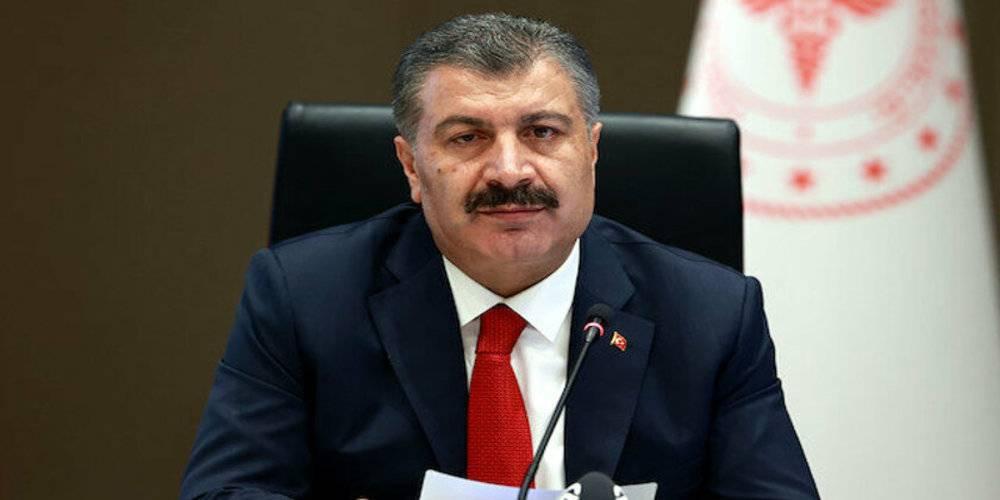 Sağlık Bakanı Fahrettin Koca'dan Dr. Şuayıp Birinci'nin ilk vaka makalesiyle ilgili açıklama: Sehven yazılmıştır