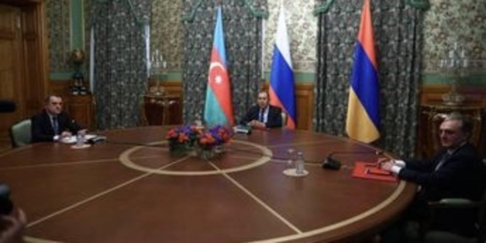 Azerbaycan ve Ermenistan ateşkeste anlaştı