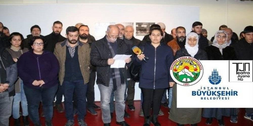 İBB'den PKK yandaşlarına skandal destek