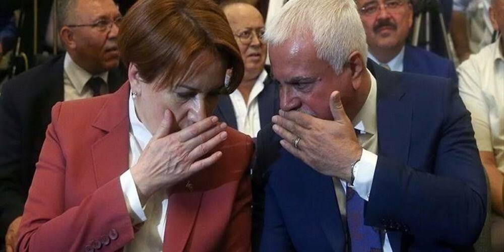 Milletvekillerinin aklıyla alay etti! Akşener, İYİ Parti'in sevilmeyen adamı Koray Aydın'ı korudu