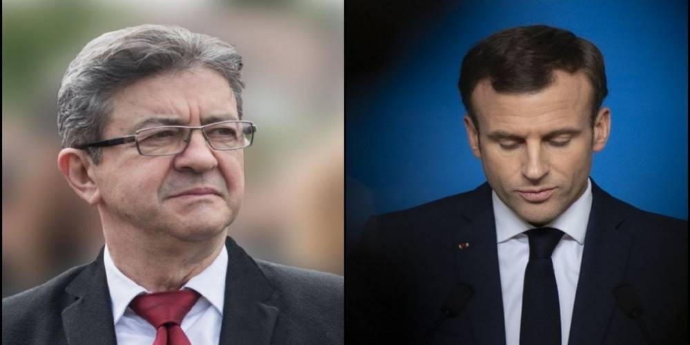 Macron'u yerden yere vurdu... 'Erdoğan'a karşı kontrolünü kaybetti'