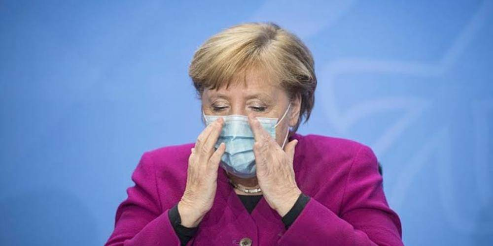 Merkel pandemi itirafı: Bizi çok zor aylar bekliyor
