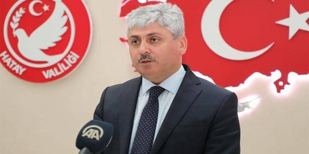 Hatay Valisi Rahmi Doğan'dan etkisiz hale getirilen teröristler hakkında açıklama