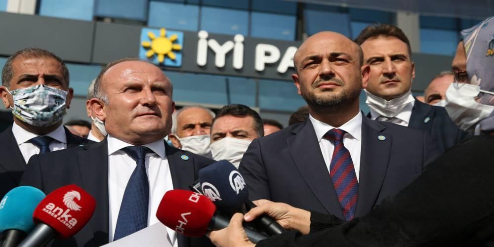 İYİ Parti'li 81 il başkanından Ümit Özdağ için 'ihraç' dilekçesi