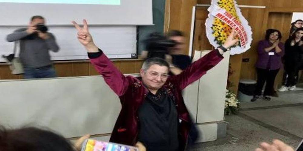 Başkanı, Öcalan'a özgürlük istemişti! HDP'den Tabipler Birliği'ne destek