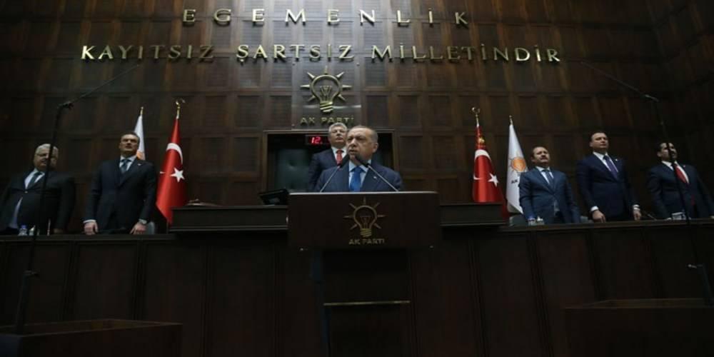 """Cumhurbaşkanı Erdoğan: """"Ne zamandan beri terörle iç içe olanlar Tabipler Birliği gibi önemli bir kuruluşun başına geçebiliyor?"""""""