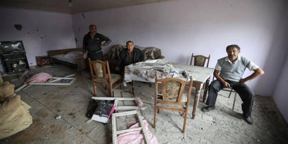 Ermenistan'dan Azerbaycan'a alçak saldırı! Sivilleri hedef aldılar