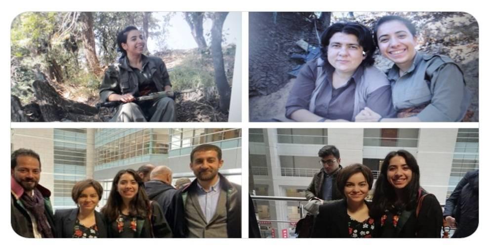 Terörle bağlantısı tespit edilen Diyarbakır Barosu'na kayıtlı Avukat Merve Nur Doğan tutuklandı