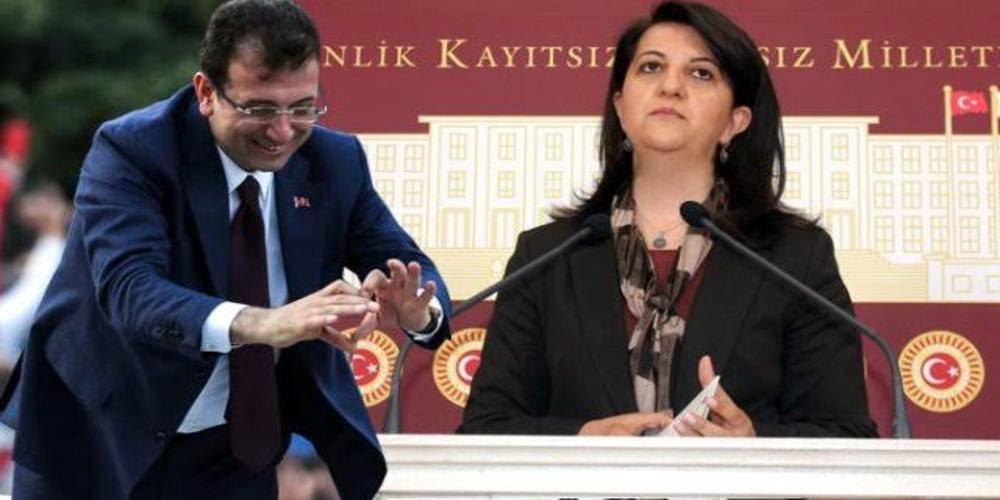 Ekrem İmamoğlu'ndan terör örgütü PKK ile bağlantısını reddetmeyen HDP'ye mesaj: Barış ve kardeşliği büyütmekten asla vazgeçmeyeceğiz
