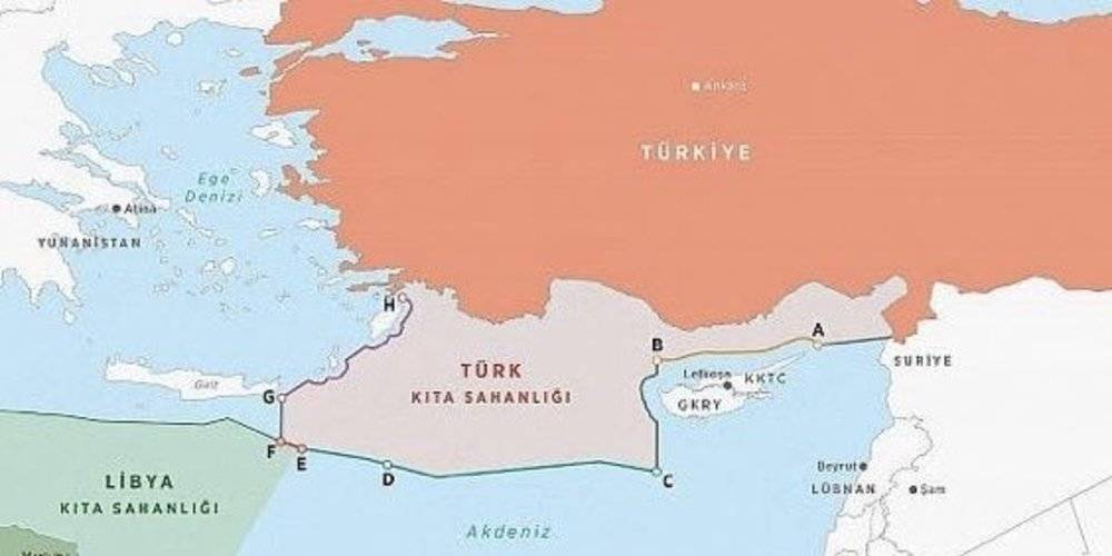 Türkiye ve Libya arasındaki deniz sınırı anlaşması BM tarafından tescil edildi