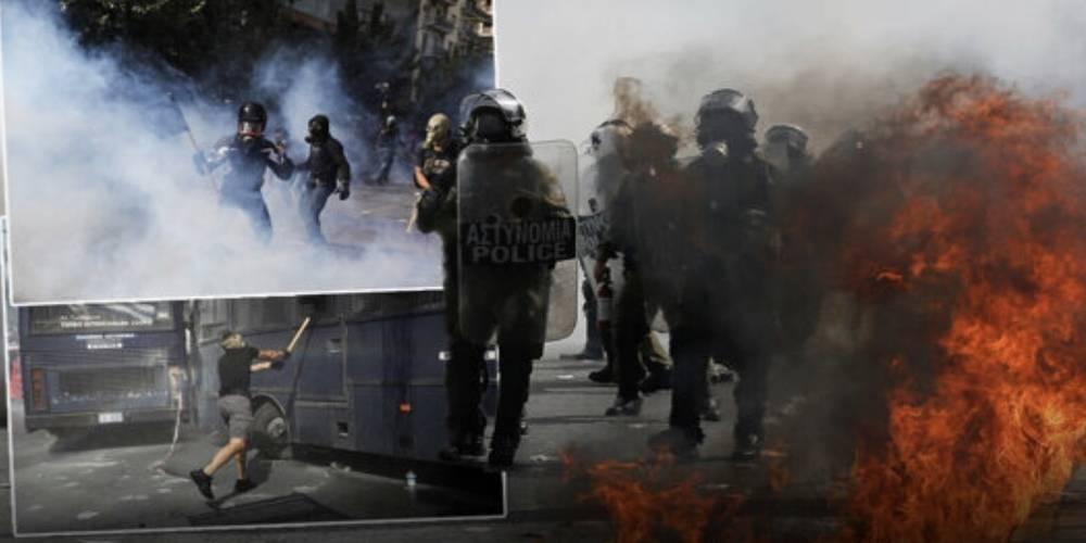 Yunan mahkemesi: Aşırı sağcı Altın Şafak Partisi suç örgütü