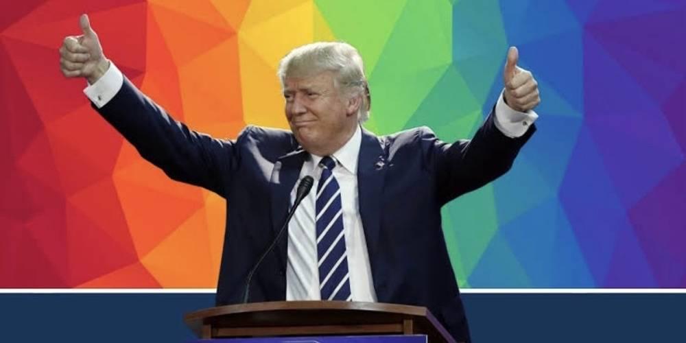 Trump, düzenlediği Onur Günü'ne LGBT'yi davet etmedi