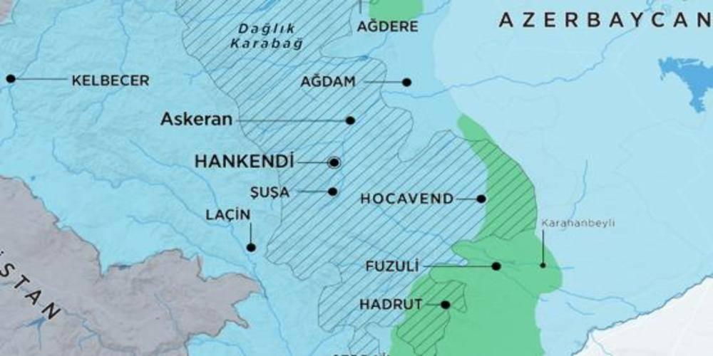 Karabağ'da ateşkes bu sabah başlamıştı: İşgalci Ermenistan yine ihlal etti