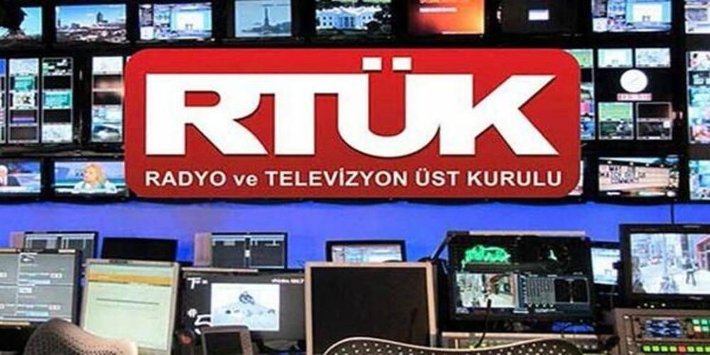 RTÜK'ten deprem yayınlarıyla ilgili açıklama