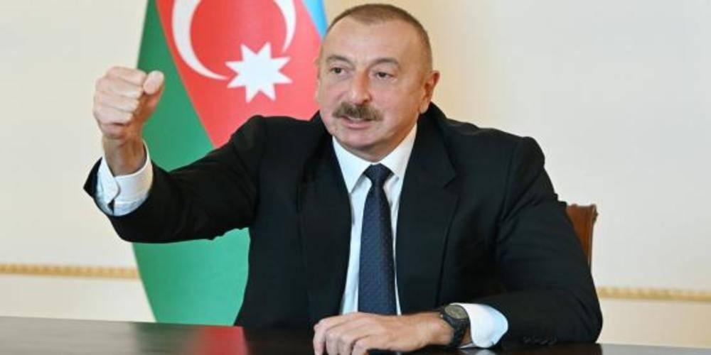 Aliyev, Rus ajansına konuştu: Azerbaycan hiçbir koşulda Karabağ'ın işgaline rıza göstermez