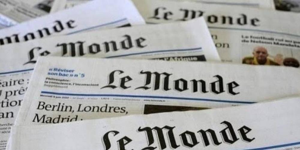 Le Monde: Erdoğan, Kremlin ve Beyaz Saray'la alay ediyor