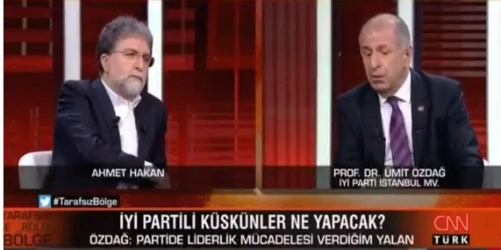Ümit Özdağ: Kars'ı HDP kazanıyor dedim Meral Akşener dinlemedi
