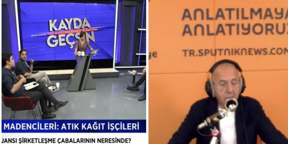 Sputnik yalan haberi için Emine Erdoğan'dan özür diledi… Halk Tv kafayı kuma gömdü