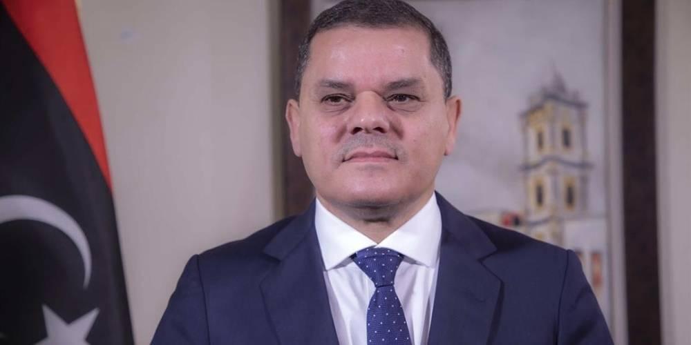 """Libya Başbakanı Dibeybe ülkede """"istikrar ve inşa yolculuğunun"""" başladığını duyurdu"""