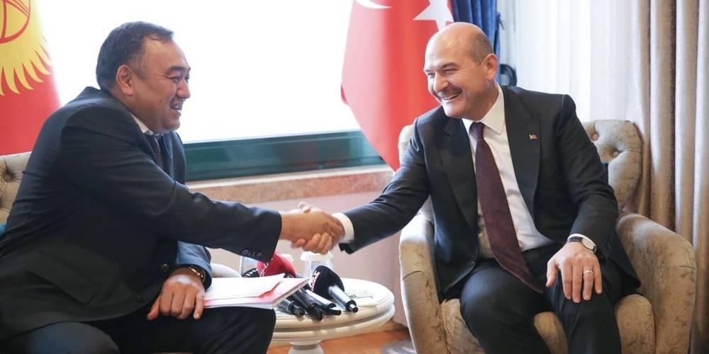 İçişleri Bakanı Süleyman Soylu müjdeyi verdi: En kısa zamanda imzalayacağız