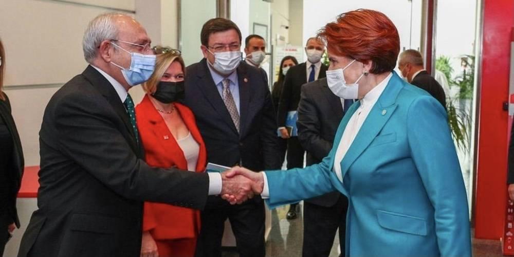 Kemal Kılıçdaroğlu ve Meral Akşener'den 10 büyükelçinin skandal Osman Kavala çağrısına destek!