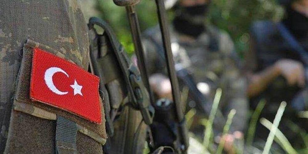 İçişleri Bakanlığı acı haberi duyurdu!  Jandarma Uzman Çavuş Burak Tortumlu şehit oldu