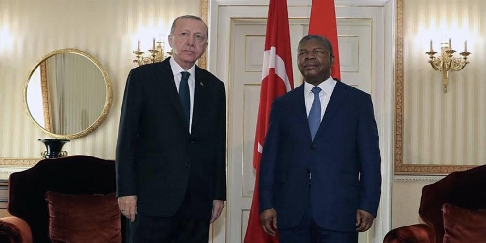 Cumhurbaşkanı Erdoğan: 7 anlaşma imzaladık