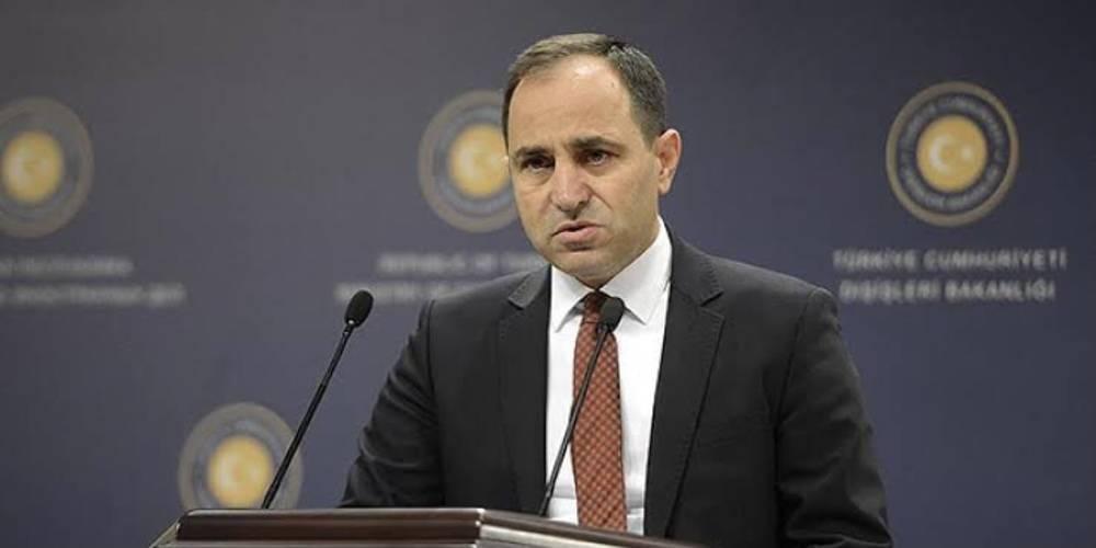 """Dışişleri Bakanlığı Sözcüsü Büyükelçi Tanju Bilgiç'ten 10 ülkeye """"Osman Kavala"""" tepkisi: Türkiye'ye bu şekilde ültimatom kabul edilemez"""
