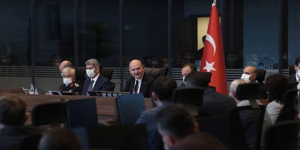 İçişleri Bakanı Soylu'dan ikinci nesil GAMER açıklaması