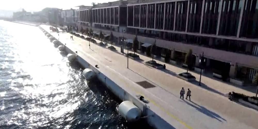 200 yıldır kapalı olan sahil Galataport İstanbul ile halka açıldı